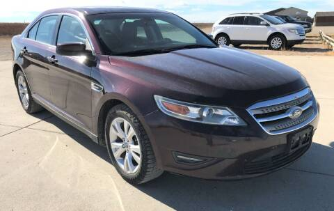2011 Ford Taurus for sale at Central City Auto West in Lewistown MT