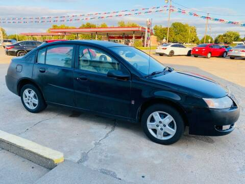2007 Saturn Ion for sale at Pioneer Auto in Ponca City OK