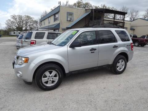 2011 Ford Escape for sale at Country Side Auto Sales in East Berlin PA