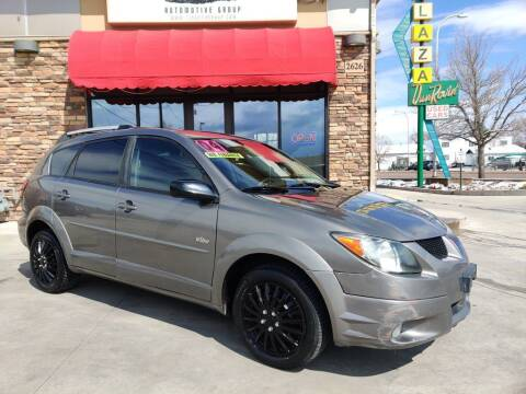 2004 Pontiac Vibe for sale at 719 Automotive Group in Colorado Springs CO