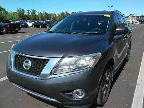 2013 Nissan Pathfinder for sale at Gulf South Automotive in Pensacola FL