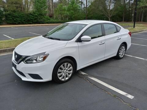 2016 Nissan Sentra for sale at Magwood Auto Dealers LLC in Jonesboro GA