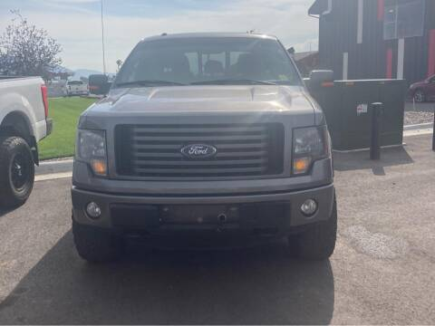 2011 Ford F-150 for sale at Snyder Motors Inc in Bozeman MT