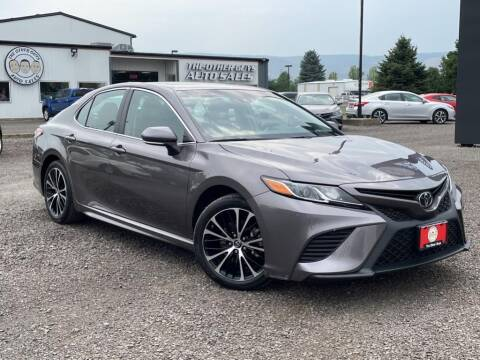 2018 Toyota Camry for sale at The Other Guys Auto Sales in Island City OR