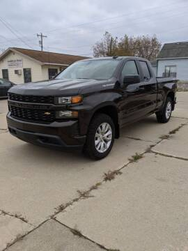 2020 Chevrolet Silverado 1500 for sale at Hudson Motor Sales in Alpena MI