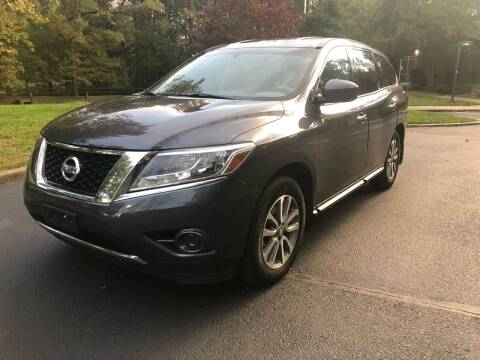 2013 Nissan Pathfinder for sale at Bowie Motor Co in Bowie MD