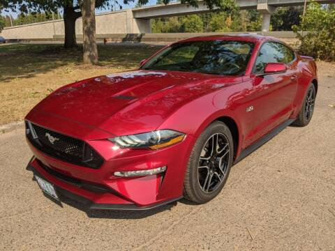 2019 Ford Mustang for sale at EXECUTIVE AUTOSPORT in Portland OR