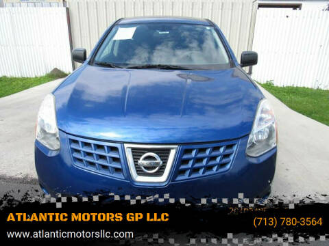 2010 Nissan Rogue for sale at ATLANTIC MOTORS GP LLC in Houston TX
