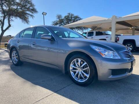 2008 Infiniti G35 for sale at Thornhill Motor Company in Hudson Oaks, TX