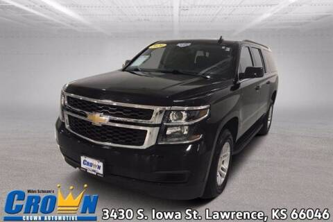 2020 Chevrolet Suburban for sale at Crown Automotive of Lawrence Kansas in Lawrence KS