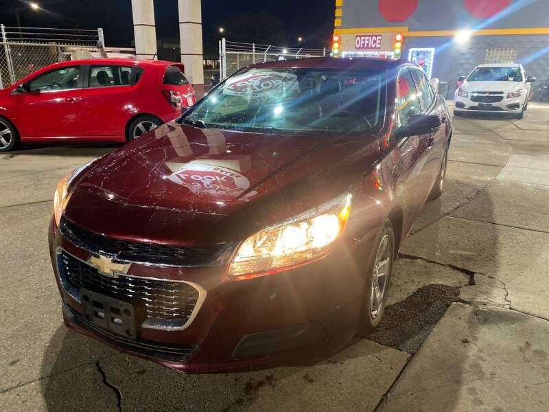 2016 Chevrolet Malibu Limited for sale at Matthew's Stop & Look Auto Sales in Detroit MI