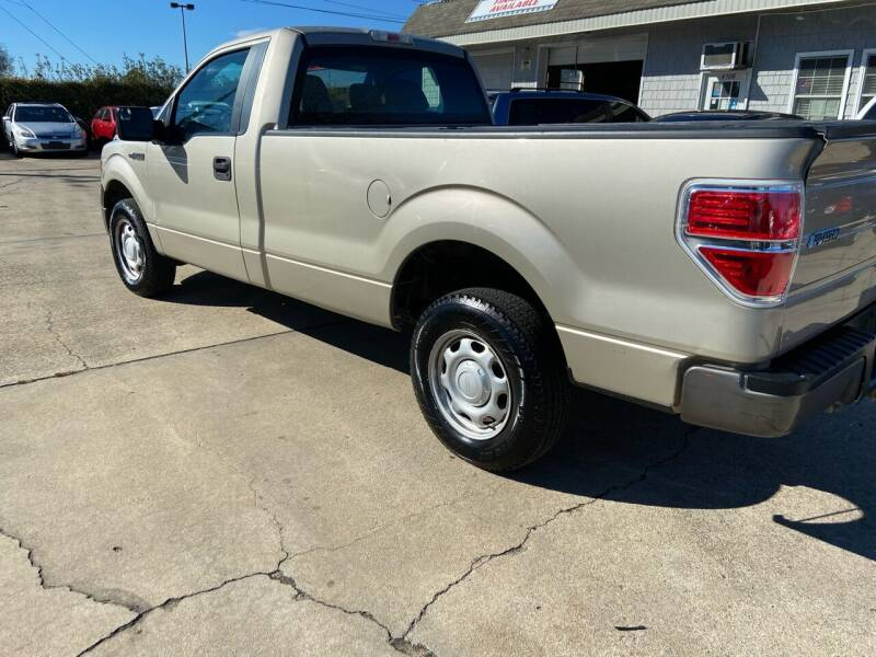 2011 Ford F-150 for sale at Whites Auto Sales in Portsmouth VA