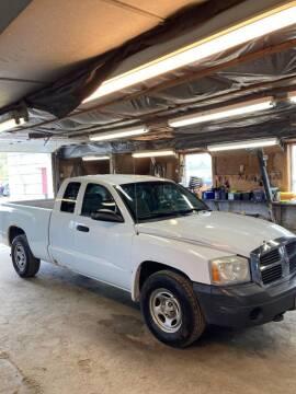 2007 Dodge Dakota for sale at Lavictoire Auto Sales in West Rutland VT