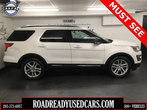 2016 Ford Explorer for sale at Road Ready Used Cars in Ansonia CT