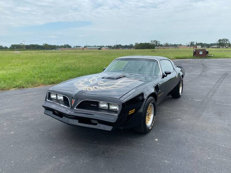 1978 Pontiac Firebird Trans Am for sale at Select Auto Sales in Havelock NC