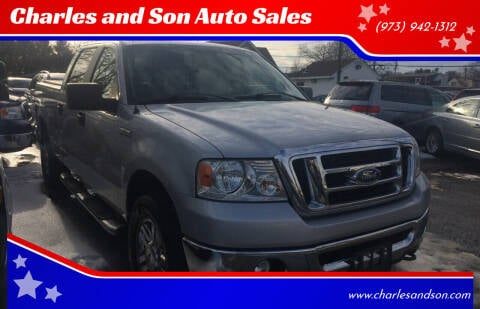 2008 Ford F-150 for sale at Charles and Son Auto Sales in Totowa NJ