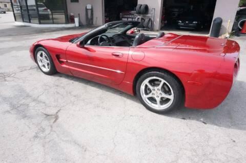 2004 Chevrolet Corvette for sale at patrick kelley in Bonner Springs KS