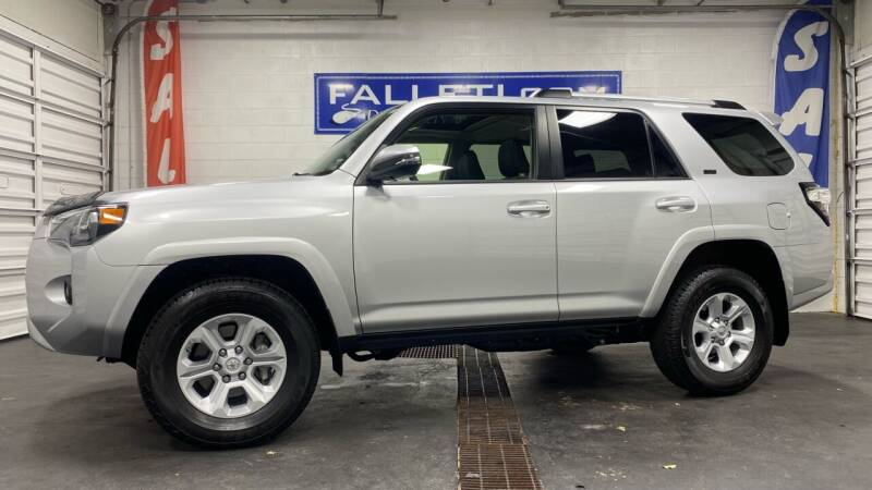 2019 Toyota 4Runner for sale at Falleti Motors, Inc.  est. 1976 in Batavia NY