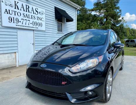 2015 Ford Fiesta for sale at Karas Auto Sales Inc. in Sanford NC