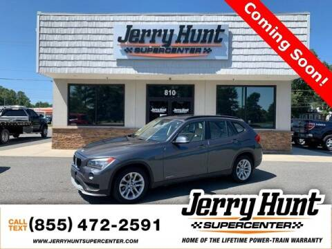 2015 BMW X1 for sale at Jerry Hunt Supercenter in Lexington NC