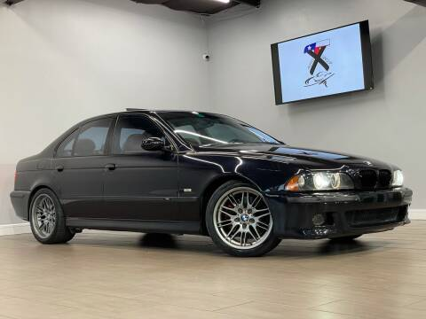 2001 BMW M5 for sale at TX Auto Group in Houston TX