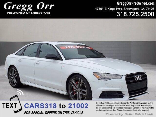 2017 Audi A6 for sale in Shreveport, LA