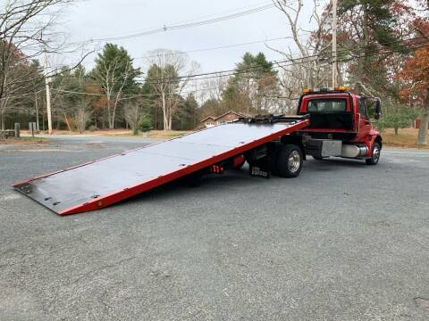 2002 International 4300 for sale at Fournier Auto and Truck Sales in Rehoboth MA