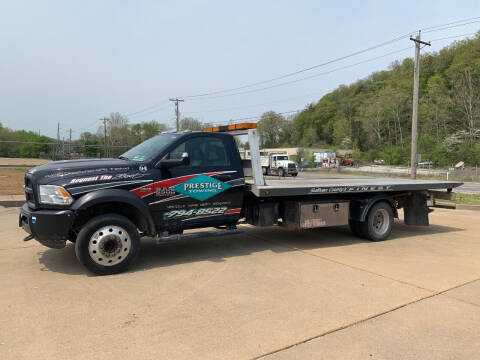 2018 RAM Ram Chassis 5500 for sale at MotoMafia in Imperial MO