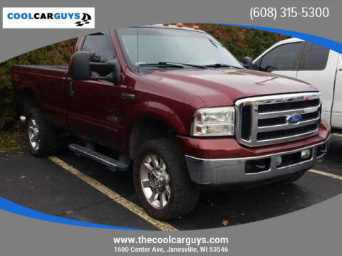 2006 Ford F-350 Super Duty for sale at Cool Car Guys in Janesville WI