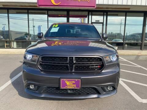 2014 Dodge Durango for sale at Washington Motor Company in Washington NC