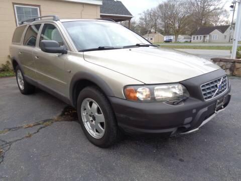 2004 Volvo XC70 for sale at Liberty Motors in Chesapeake VA