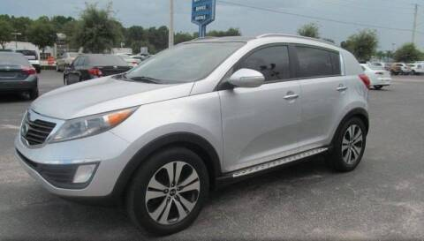 2011 Kia Sportage for sale at Blue Book Cars in Sanford FL