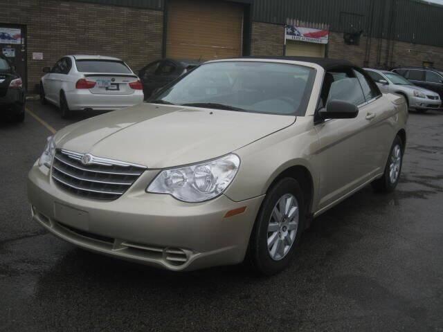 2010 Chrysler Sebring for sale at ELITE AUTOMOTIVE in Euclid OH