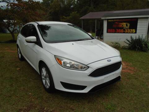 2016 Ford Focus for sale at Hot Deals Auto LLC in Rock Hill SC