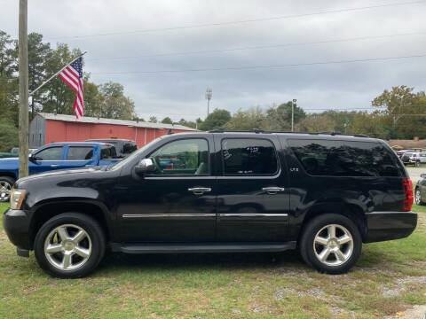 2010 Chevrolet Suburban for sale at Joye & Company INC, in Augusta GA
