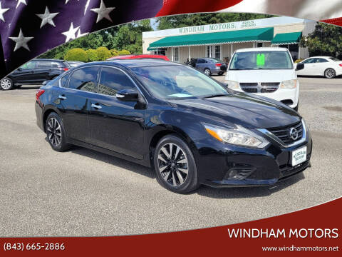 2018 Nissan Altima for sale at Windham Motors in Florence SC
