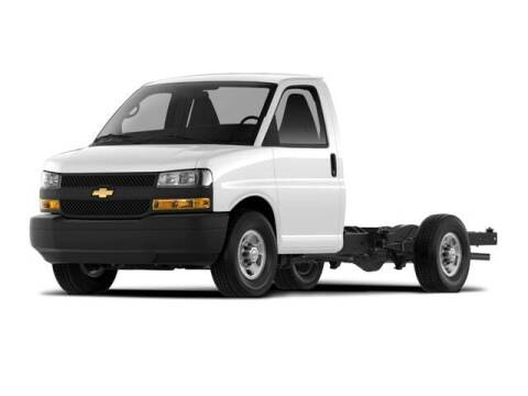 2021 Chevrolet Express Cutaway for sale at Herman Jenkins Used Cars in Union City TN