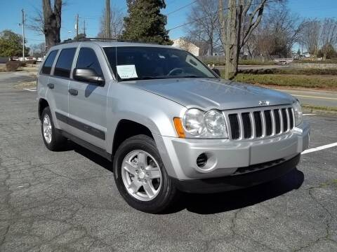 2006 Jeep Grand Cherokee for sale at CORTEZ AUTO SALES INC in Marietta GA