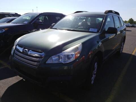 2013 Subaru Outback for sale at Cj king of car loans/JJ's Best Auto Sales in Troy MI