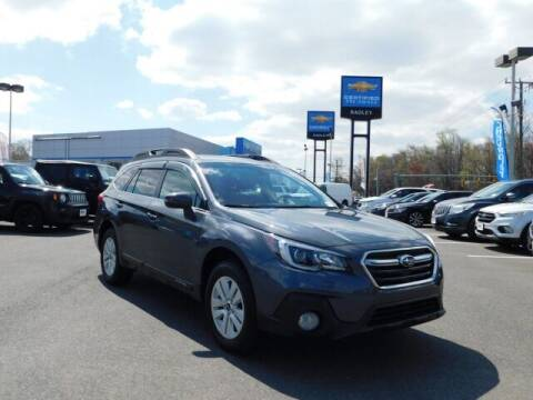 2019 Subaru Outback for sale at Radley Cadillac in Fredericksburg VA