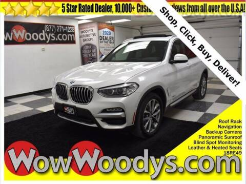 2018 BMW X3 for sale at WOODY'S AUTOMOTIVE GROUP in Chillicothe MO