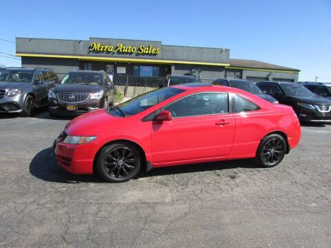 2010 Honda Civic for sale at MIRA AUTO SALES in Cincinnati OH