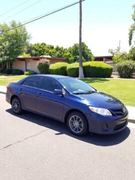 2011 Toyota Corolla for sale at Premier Motors AZ in Phoenix AZ
