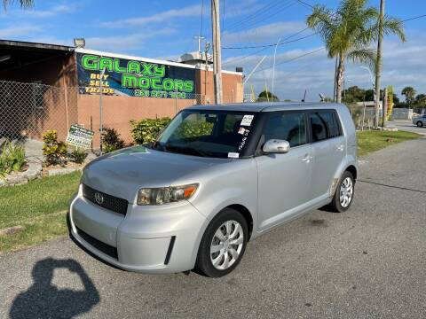 2008 Scion xB for sale at Galaxy Motors Inc in Melbourne FL