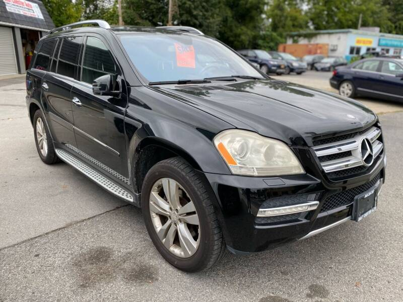 2011 Mercedes-Benz GL-Class for sale at EAST CHESTER AUTO GROUP INC. in Kingston NY