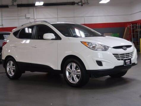 2011 Hyundai Tucson for sale at CU Carfinders in Norcross GA