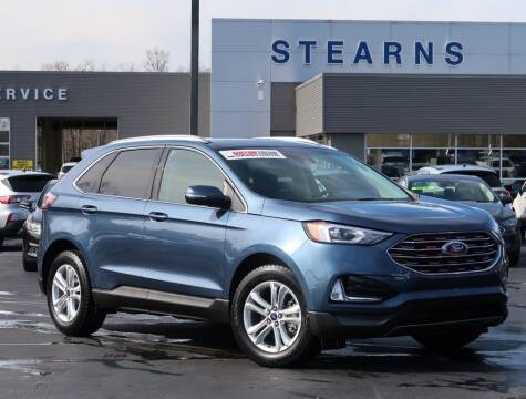 2019 Ford Edge for sale at Stearns Ford in Burlington NC