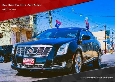 2013 Cadillac XTS for sale at Buy Here Pay Here Auto Sales in Newark NJ