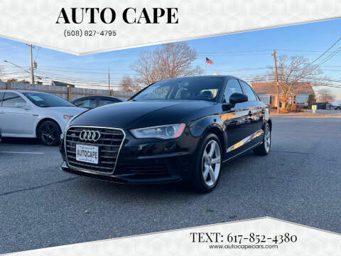 2015 Audi A3 for sale at Auto Cape in Hyannis MA