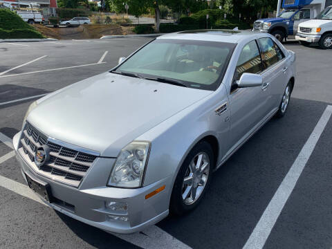 2010 Cadillac STS for sale at Precision Motors LLC in Renton WA